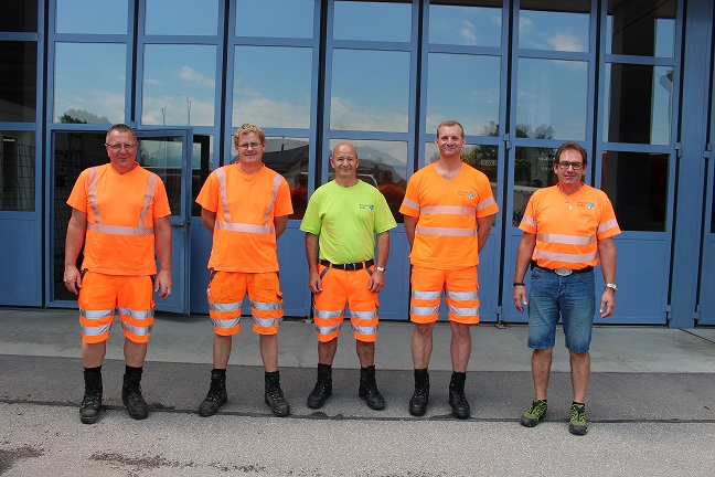 Werkhofteam