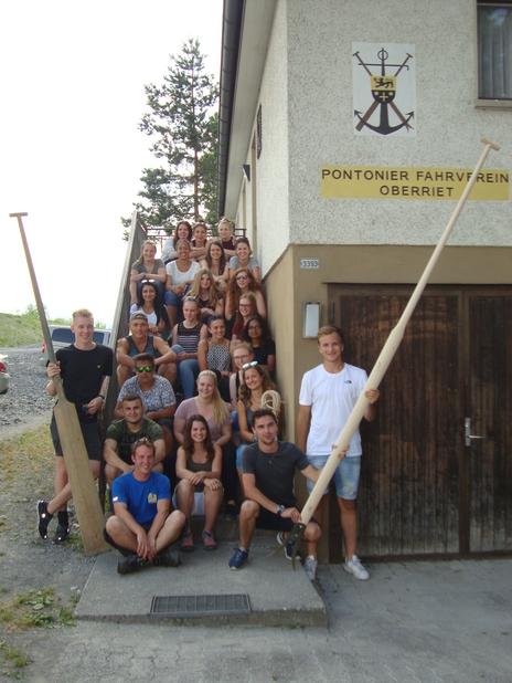 Pontonier Fahrverein Oberriet